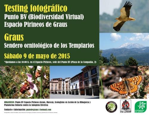 Testing Fotogr‡fico Biodiversidad Virtual